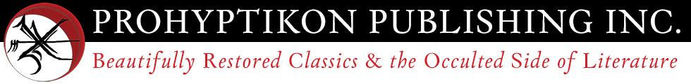Prohyptikon Publishing Inc.